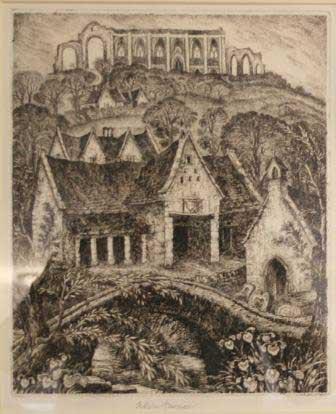 Aldhemsburgh by Robin Tanner