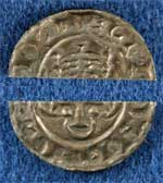 William II Halfpenny