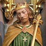 King Athelstan statue