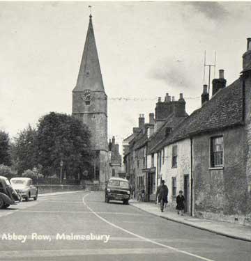 St Paul's Spire, Malmesbury