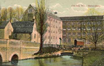Malmesbury Silk Mills