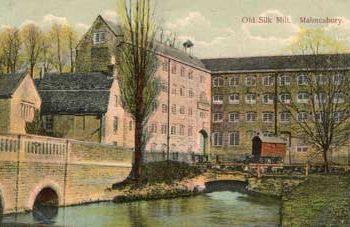 the silk mills