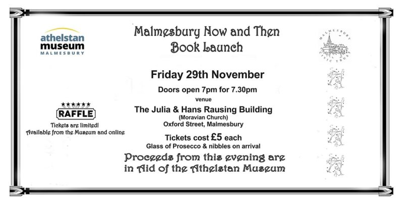 Malmesbury Now and Then Book Launch