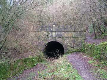 sapperton canal tunnel